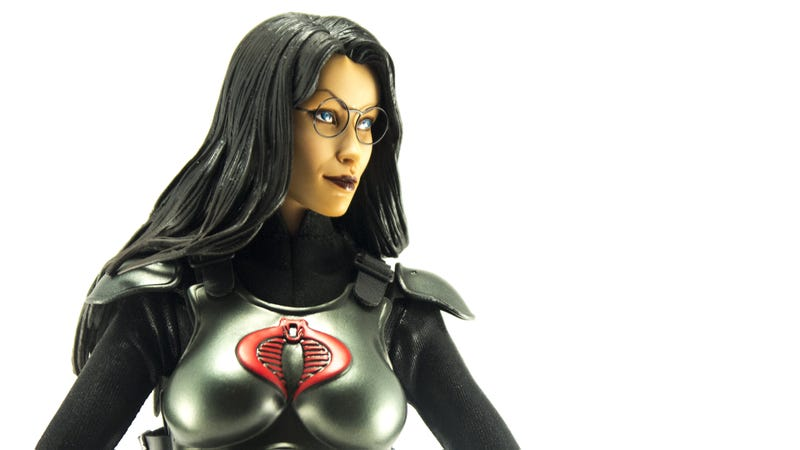 If Only Cobra's Baroness Was This Cool In The '80s