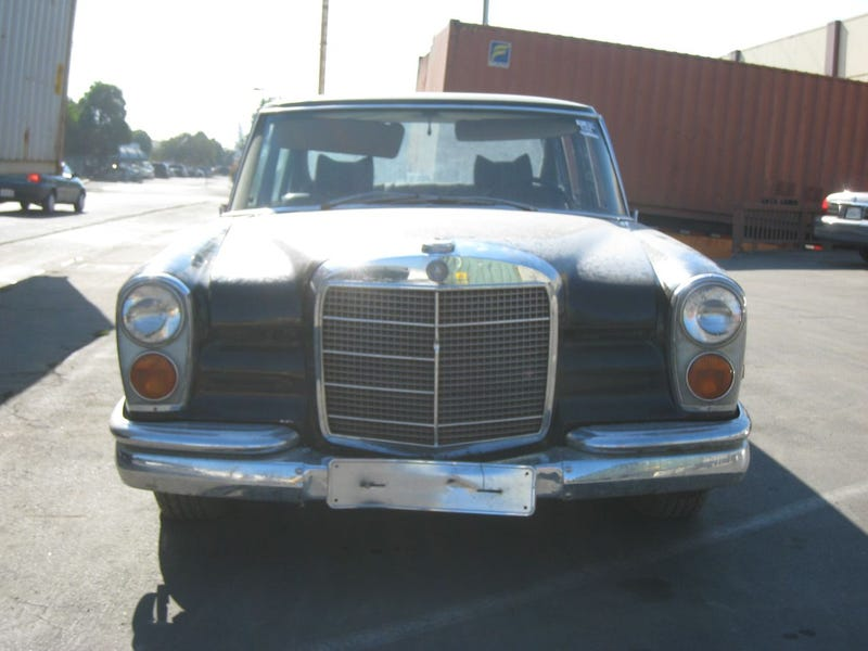 1971 Imperial Sets Sail For Europe, Joins Mercedes-Benz 600 Traveling Companion