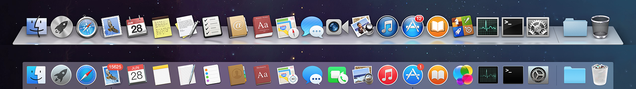 Inspecting Yosemite's Icons