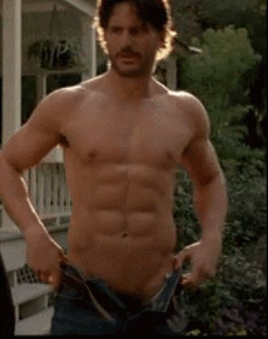 Hollywood Men: It's No Longer About Your Acting, It's About Your Abs