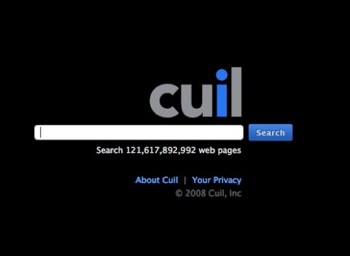 Ex-Googlers Build Cuil Search Engine, Say it's Bigger Than Google
