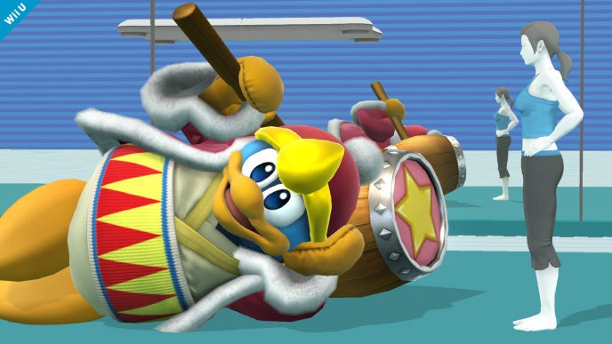 Super Smash Bros. Gets A New Old Challenger: King Dedede