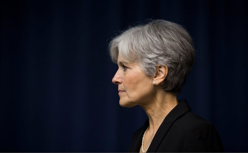 Stein Campaign Says Running Mate Didn't Realize He Was Talking to and Being Republished By Holocaust Denier