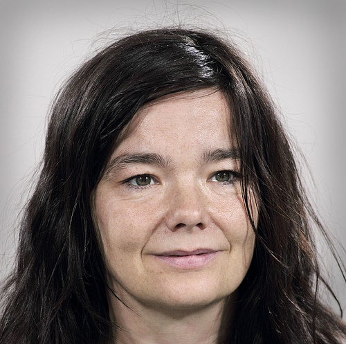 Björk At The Museum: It's Oh So Quiet