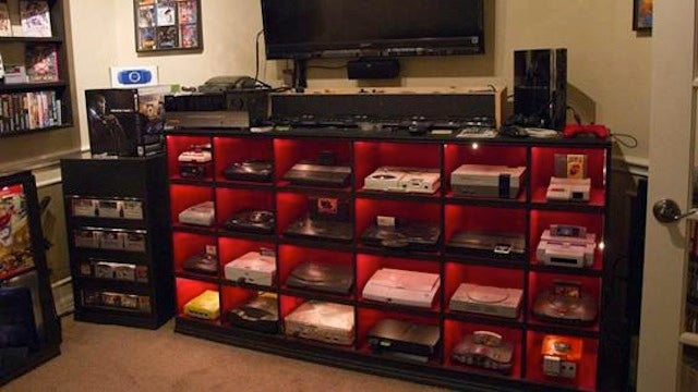 The Ultimate Video Game Setup