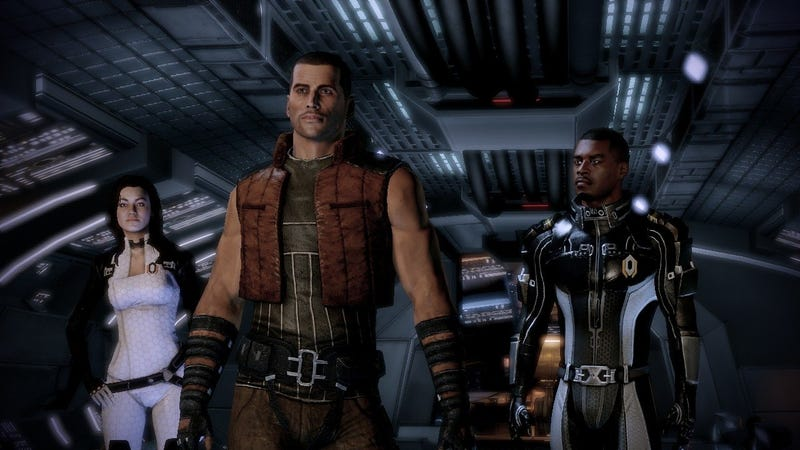 Celebrate Christmas With A Mass Effect 2 Demo