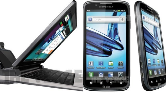 This Is My Next: This Is the Motorola 4G Atrix 2