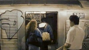 The Subway Was Even Filthier 25 Years Ago