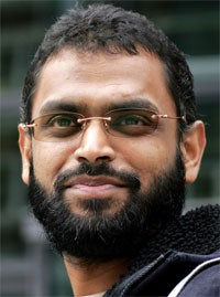 Former Guantanamo Inmate Helping With Guantanamo Game