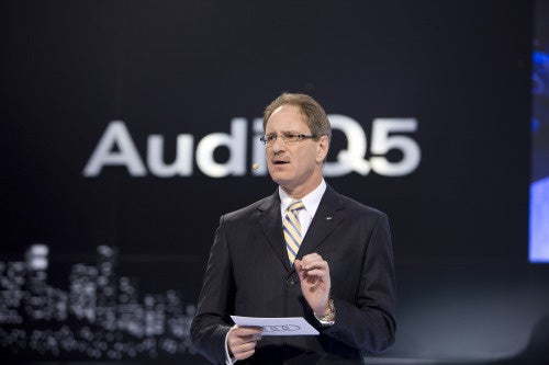 """Audi President Thinks Chevy Volt Buyers Are """"Idiots"""""""