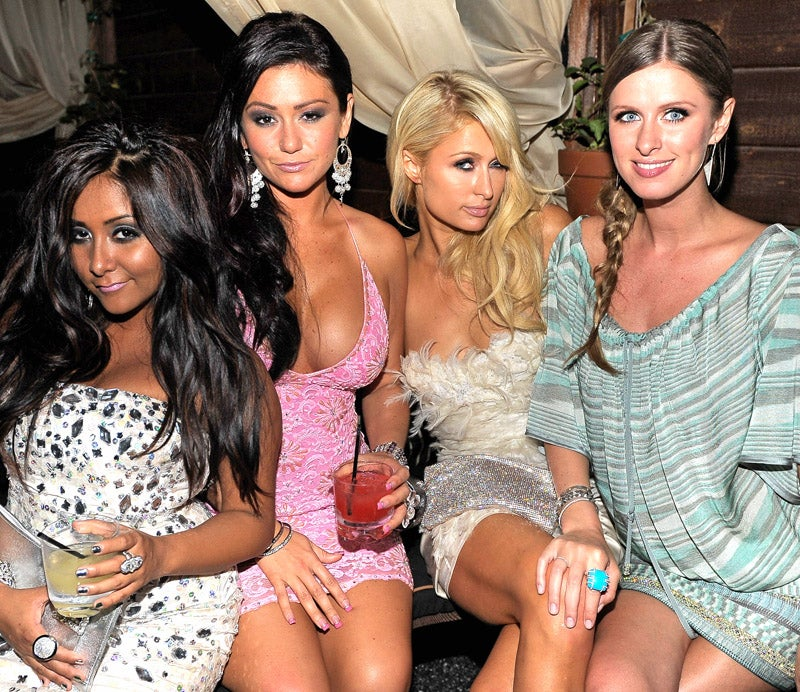 Snooki and Paris Hilton Are BFF's, and Other Signs of the Apocalypse