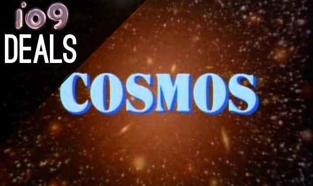 Deals: Classic Cosmos, Steve McQueen, PS4 and Xbox One Bundles