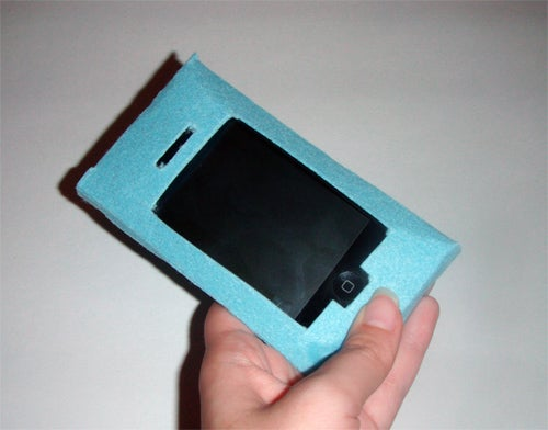 Print and Fold Your Own Customizable iPhone Case