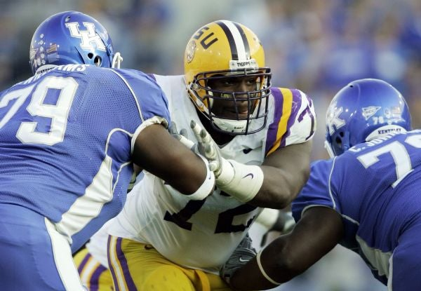 1st Round, Fifth Overall: Chiefs Select Glenn Dorsey