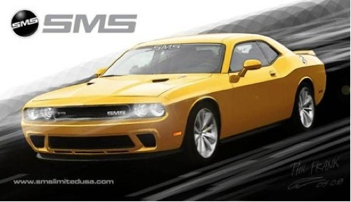 Steve Saleen Is Back, Reveals Limited Edition Supercharged Challengers