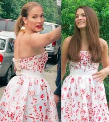 Wintour Daughter Subtly Mocks J.Lo