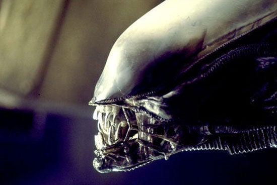 The Seven and a Half Rules for Making Scary Aliens