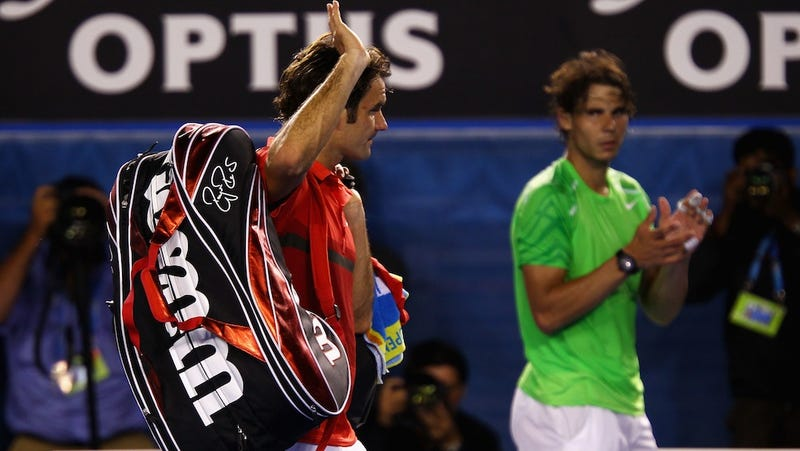 Here's Why Federer And Nadal Have Never Played Each Other At US Open