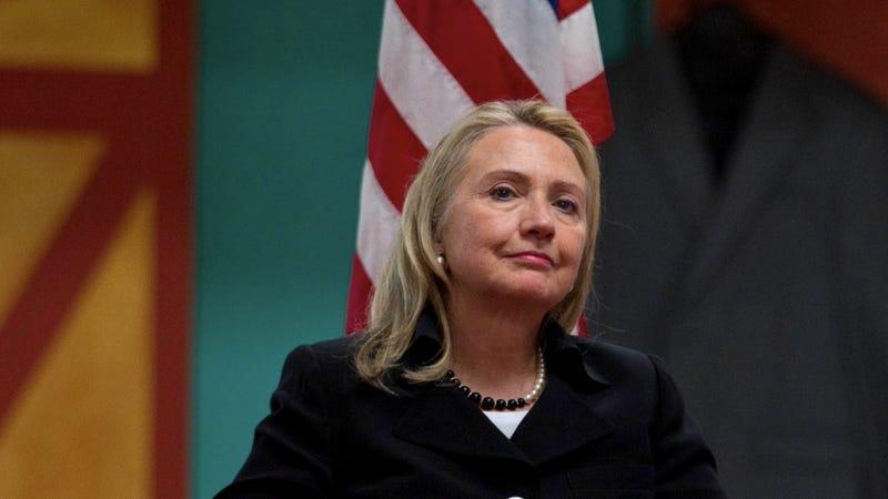 Everyone Still Loves Hillary Clinton