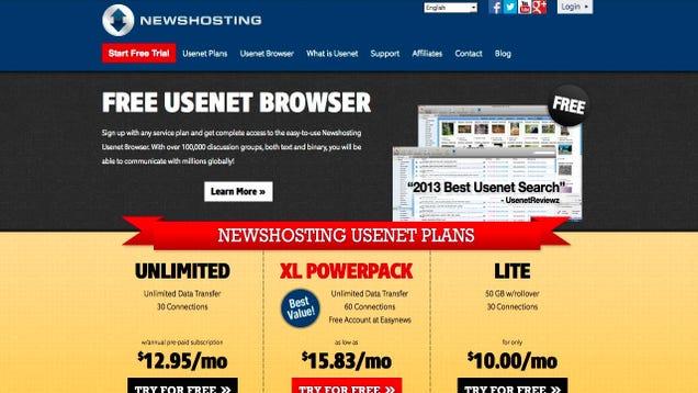 Five Best Usenet Providers