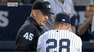 A Lip Reader Deciphers The Umpire-Manager Arguments Of 2012