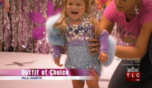 "Toddlers & Tiaras: Getting ""Smize"" Completely Wrong"