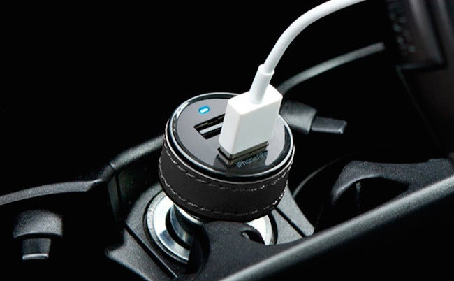 Get 35% Off This Simple, Durable Dual USB Charger For Your Car