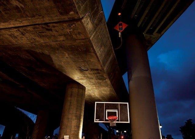 11 Of America's Most Scenic And Significant Basketball Hoops
