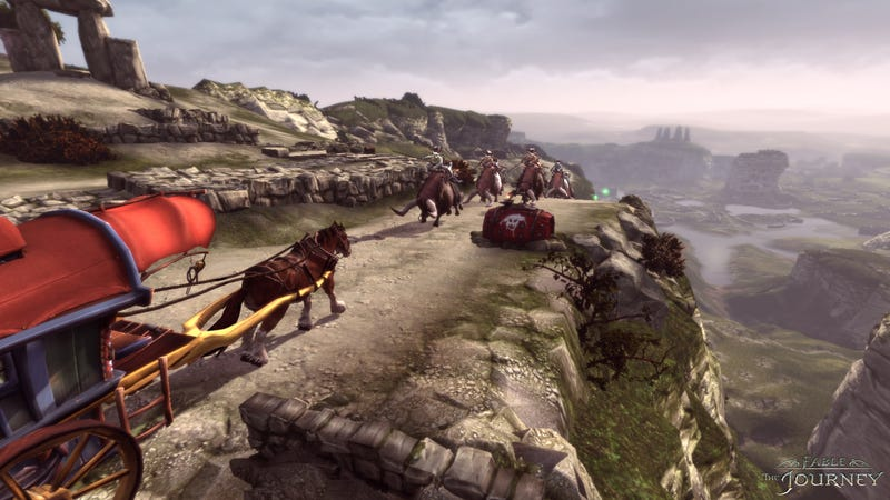 These Fable: The Journey Screens Will Make You Wanna Waggle
