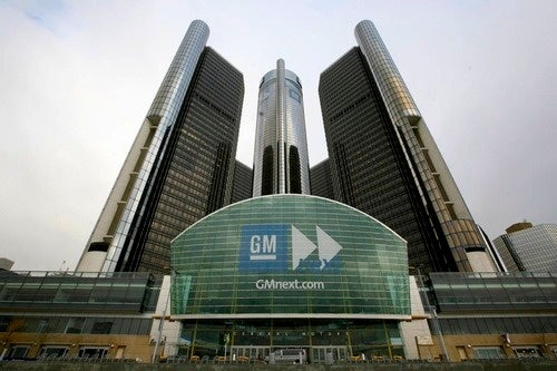 GM To Keep HQ In Detroit But Move Employees Somewhere Cheaper