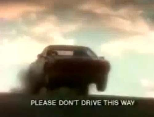Please Don't Drive This Way, Even Though The '89 Subaru XT6 Is Made For Hoonage!