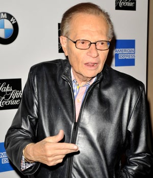 What Happened to Larry King's Private Jet?