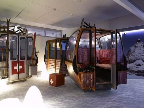 Google Swiss Headquarters Gallery