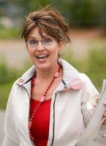 Sarah Palin Already Bored, Saying Crazy Things On Facebook