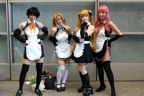 TGS Cosplay Gallery: Day One