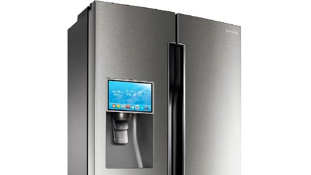 EA Sports' Dream Appliance Has Arrived: The Internet-Enabled Fridge