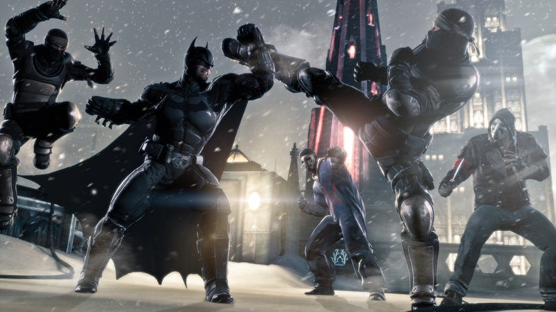 The Next Batman Game Still Has A Lot To Prove
