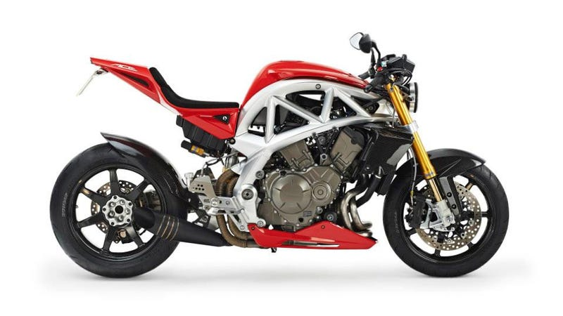 The Ariel Ace Is Basically The Adult Lego Set Of Your Motorcycle Dreams