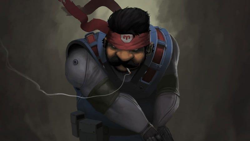 Mario? Mario? Maaarrriioooo!