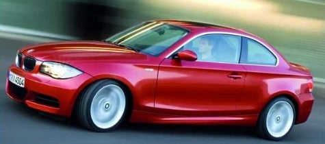 US Specs of BMW 1-Series Coupe Arrive Early Too
