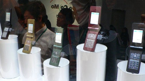 Update: E-Paper Phone from DoCoMo Has Ever-Changing Keys