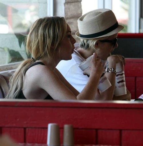 Lindsay & Sam: Got Any Fries To Go With Those Shakes?