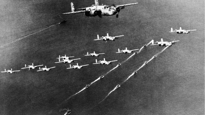 How America Built A 'Factory In The Sky' To Defeat The Nazis On D-Day