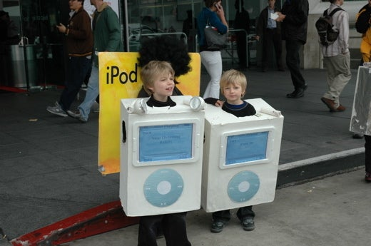 Live at Macworld: iPod Boys