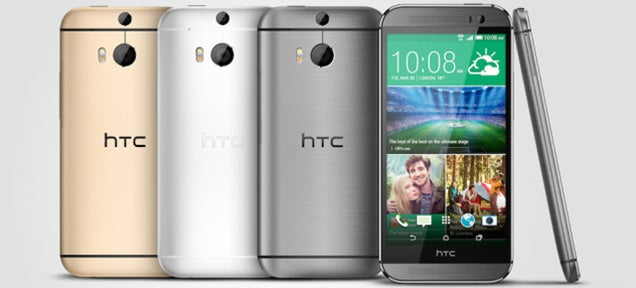 Now Available: 2014 HTC One