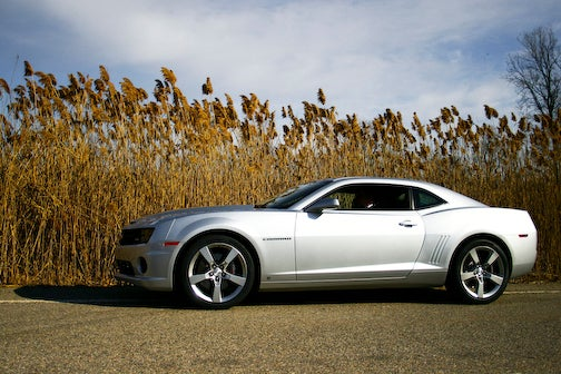2010 Chevy Camaro: First Drive