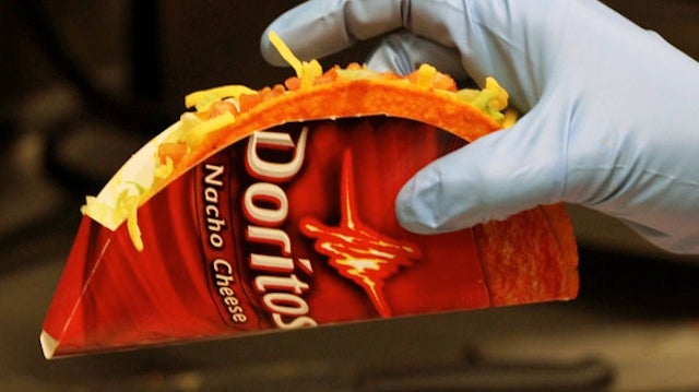 100 Million Doritos Tacos Locos, By the Numbers