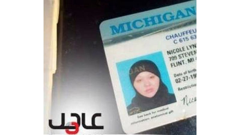 Michigan Woman Fighting for Rebels Killed by Syrian Government Forces