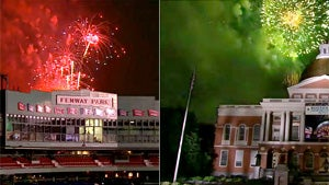 CBS Admits It Faked Boston's 4th of July Fireworks Show