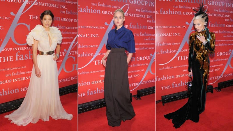 Just Because It's A Fashion Event Doesn't Mean Celebs Are Going To Dress Well